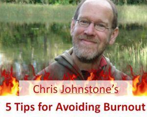 Chris Johnstone 5. tippje a kiégés elkerülésére